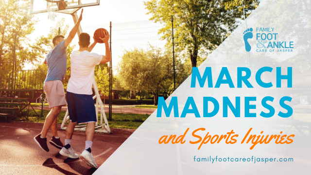 March Madness and Sports Injuries